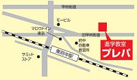 プレパの地図